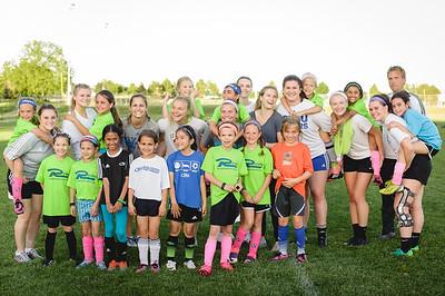 last soccer practice