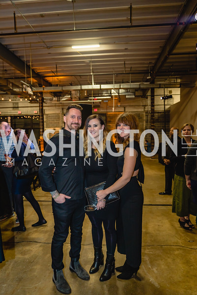 Matt Tarpey Brewer, Michelle Tarpey, Heather Kirby. 2018 StarChefs Tasting Gala & Awards Ceremony. December 11, 2018. Elyse Cosgrove Photography.ARW