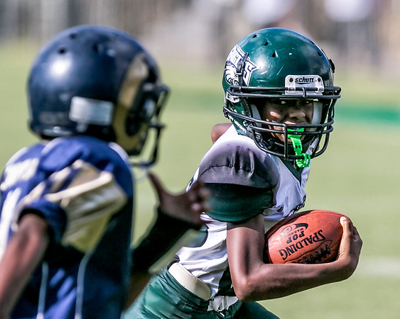Chaires Eagles vs Canopy Oaks Rams 2015