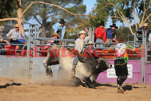 Wagin Woolorama Rodeo