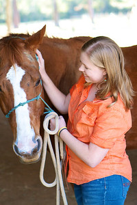 becca's senior photos