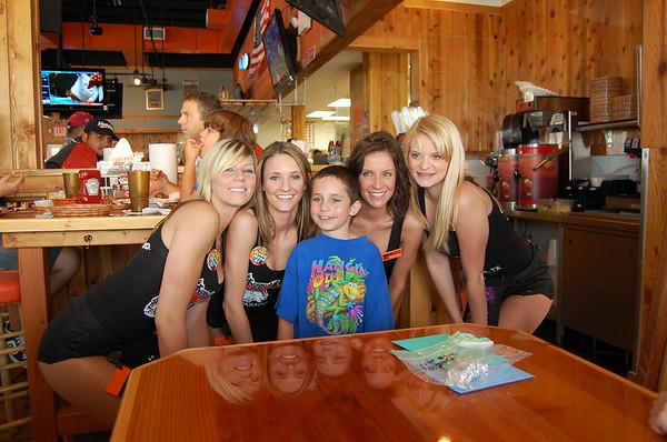 Zack Birthday  2008