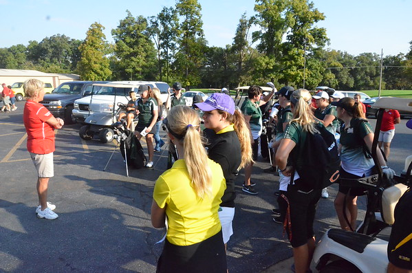 CHS Girls Golf Apollo Conference