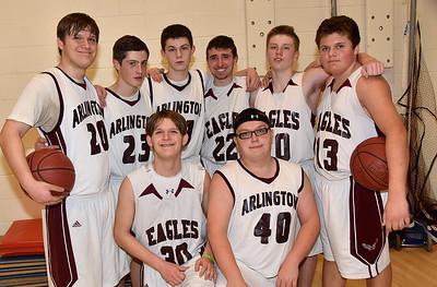 Meet The AMHS JV Boys Basketball Team photos by Gary Baker