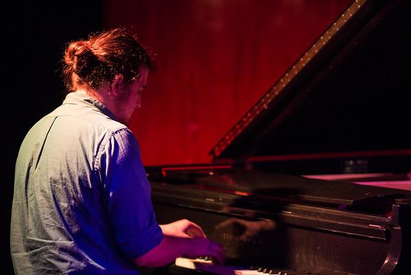 Evan Mercer Trio - Cliff Bell's - 11-12-2016