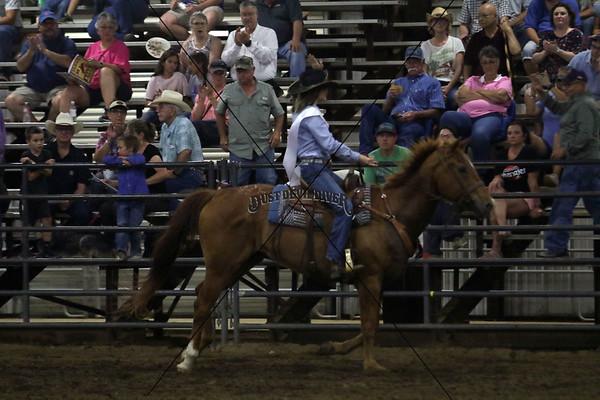 Friday Night Llano County Rodeo Royalty