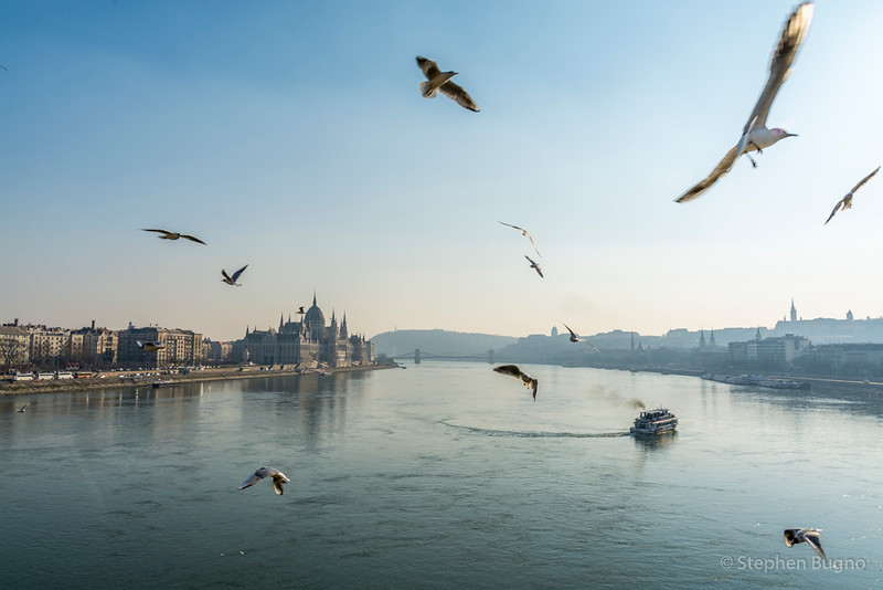 A Walk Around Budapest