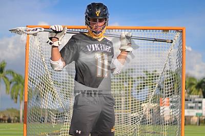Bryce Peters - #11 Bishop Verot Lacrosse (2019-2020)