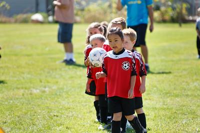 2011 Robyn's Soccer