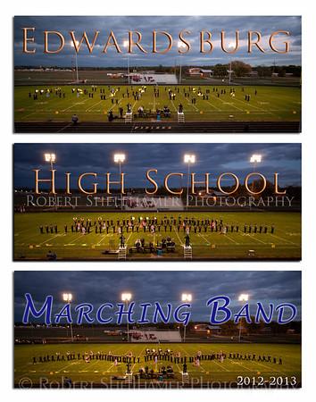 Edwardsburg Marching Band 2012/2013
