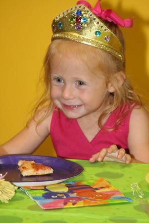 Becca's 3rd Birthday