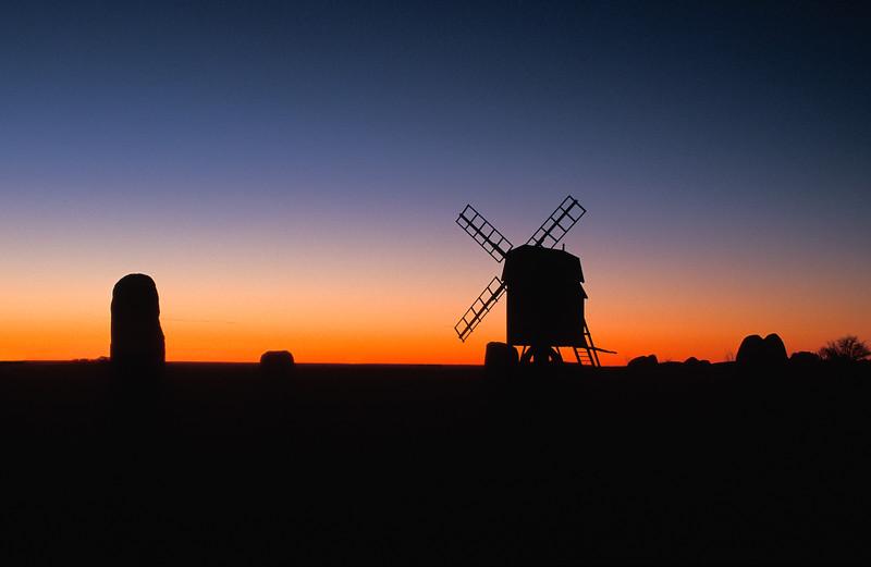 Windmill , Väderkvarn
