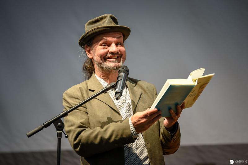 Leo Lukas auf der Buch Wien 2018