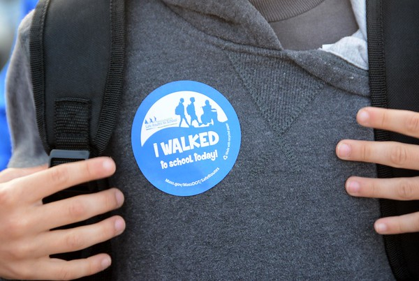 International Walk to School Day-100516