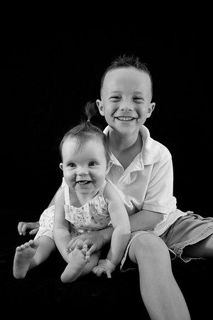 Addy and Bryce
