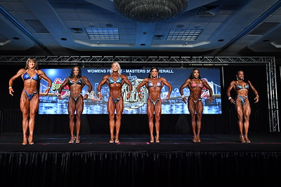 Figure Masters 35+ Overall