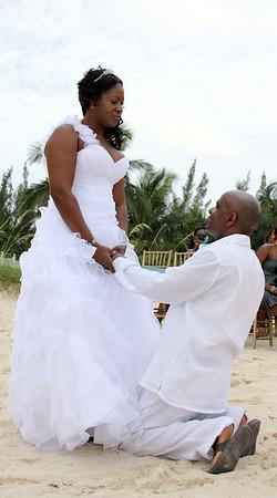 Austin & Michelle   Destination Wedding   The Poop Deck   Nassau, Bahamas