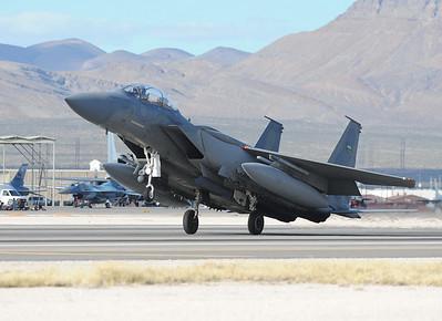 Royal Saudi Arabian Air Force F-15