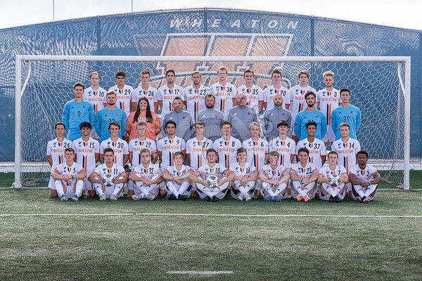 Wheaton College 2019 Men's Soccer