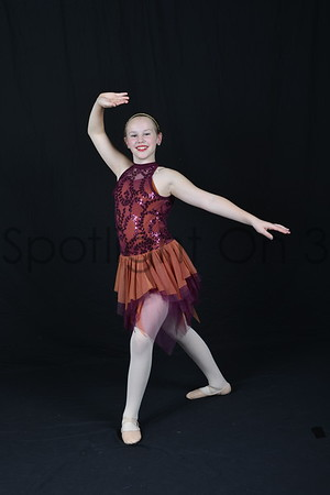 IPR Tuesday - Ballet 3,  Ms. Monica