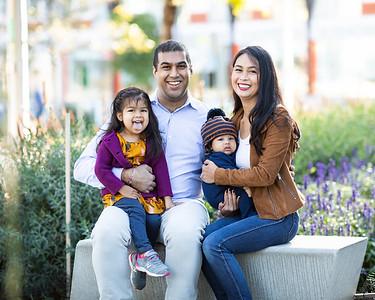 Garg Family Session, Gantry Fall 2020