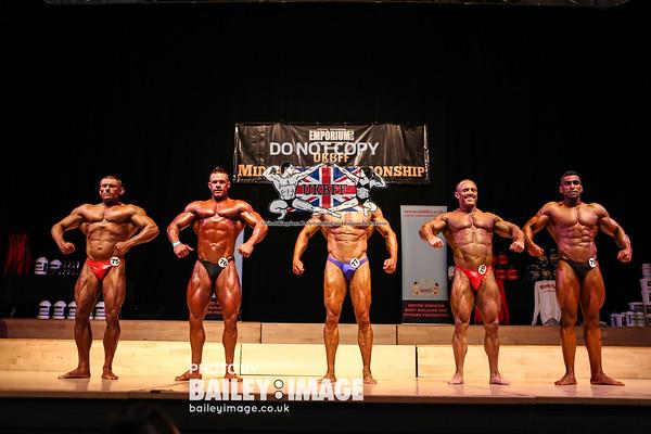 Bodybuilding Under 90kg