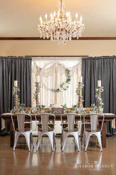 Party Perfect Head Table
