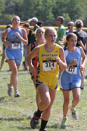 Benzie-Pete Moss Invite- Girls-JV All Schools