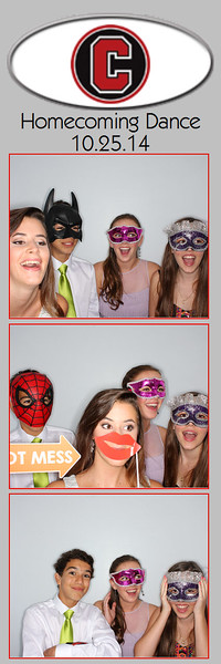 Covenant Homecoming 2014