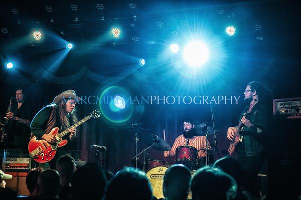 Marcus King Band @ Brooklyn Bowl (Thur 6/6/19)