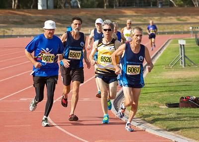 5000 Meter Run