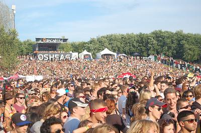 Osheaga Music Festival, Montreal