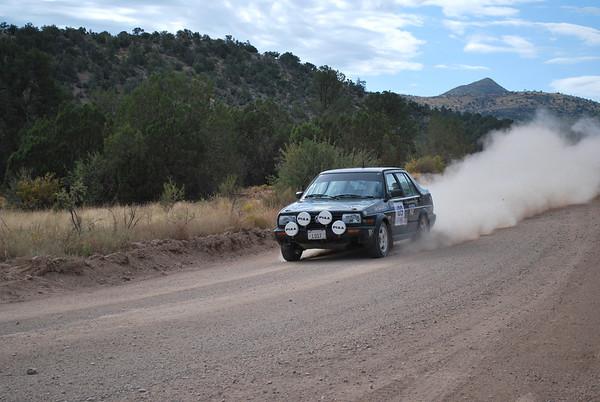 Prescott Rally 2009