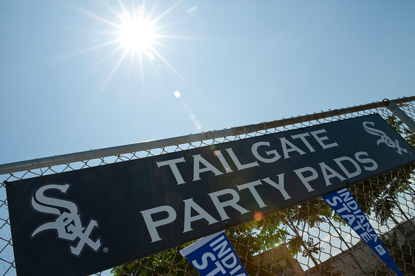 Admissions Tailgate at White Sox v. Yankees