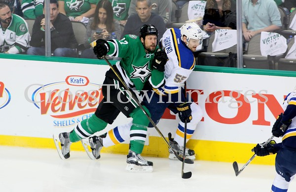 Stars vs Blues Playoffs Game 5