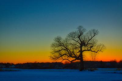 Six Sunsets