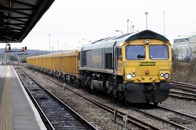 Westbury trains, 2011