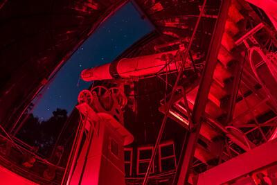 Wilder Observatory Telescope