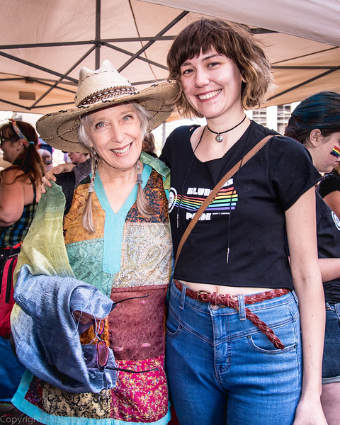 Two Bluegrass Superstars, Laurie Lewis and Molly Tuttle