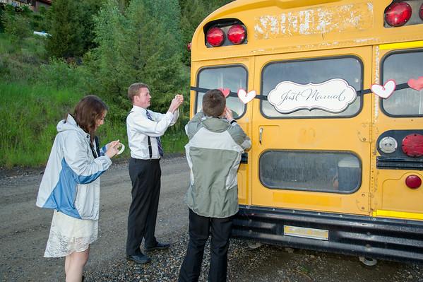 Departure - Majic Bus