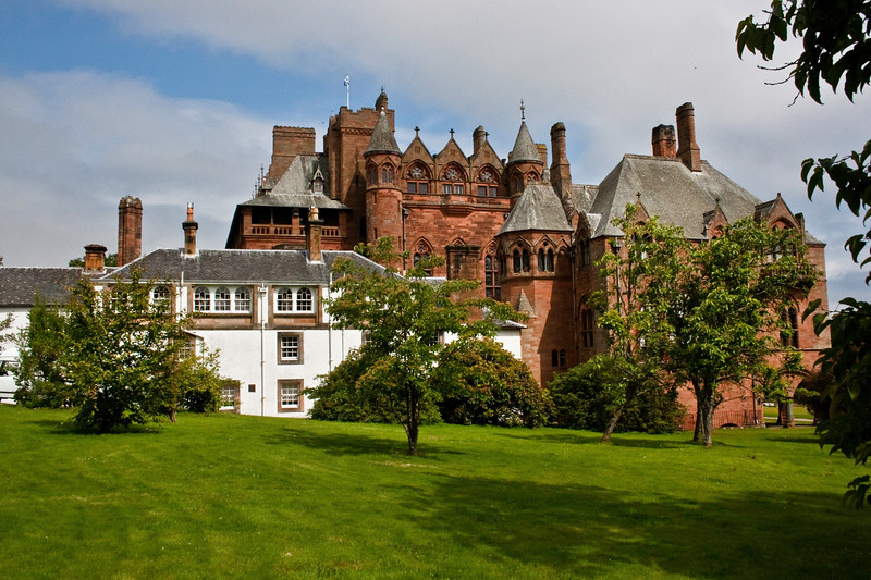 Mount Stuart House