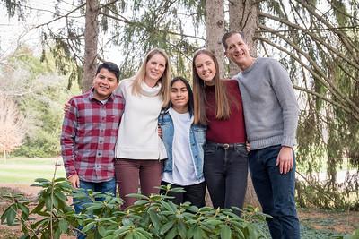 Bangert Family 2020