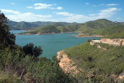 Barragem do Arade [near Vale Fuzeiros], Algarve