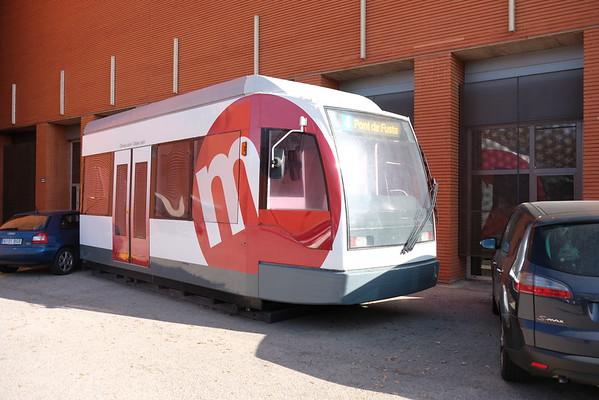 Valencia Metro and a few Buses + Tram De Castellon Trolley Buses, Spain