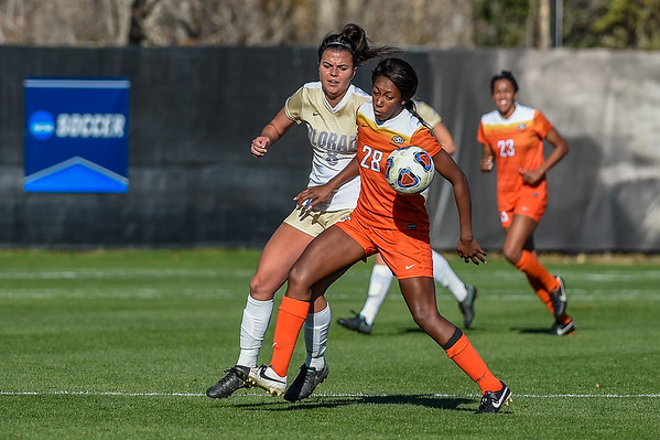 NCAA - Women's Soccer - CU vs Oklahoma State - 20161112
