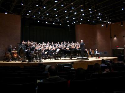 UCONN Festival Chorus  Carmina Burana 2015