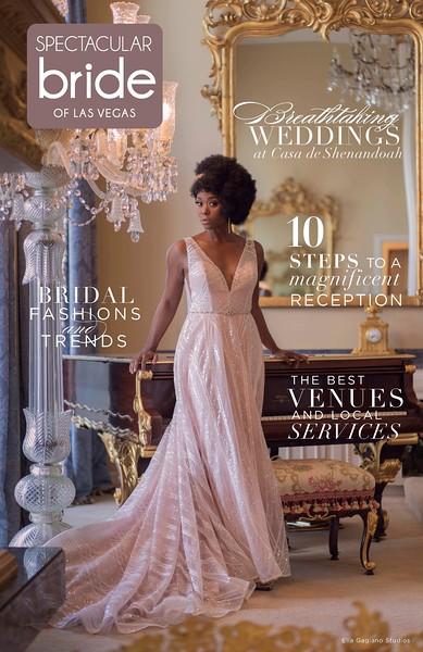 2018 Spectacular Bride Magazine Covers