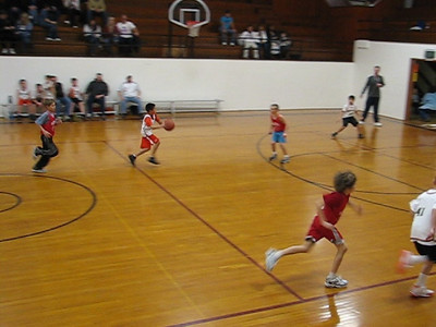 2008 Competitive Basketball
