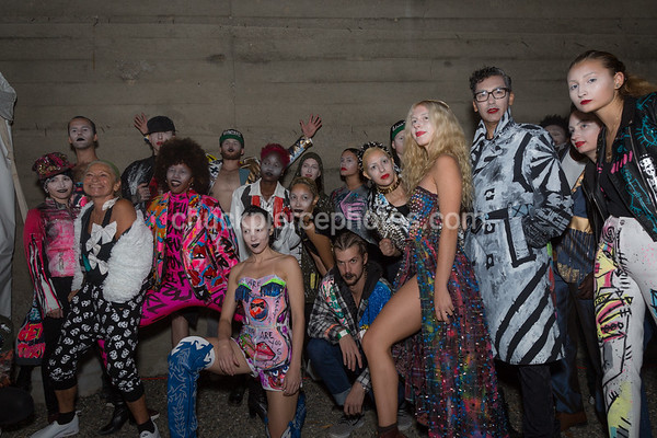 Patricia Field ArtFashion Show