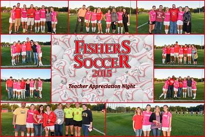 2015 Girls Teacher Appreciation Night